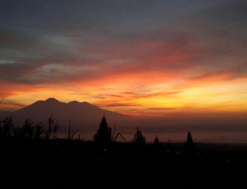Kemping Ceria Gema Inti DKI Jakarta di Batu Tapak Sukabumi